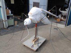 ヒトスジシマカの巨大模型2