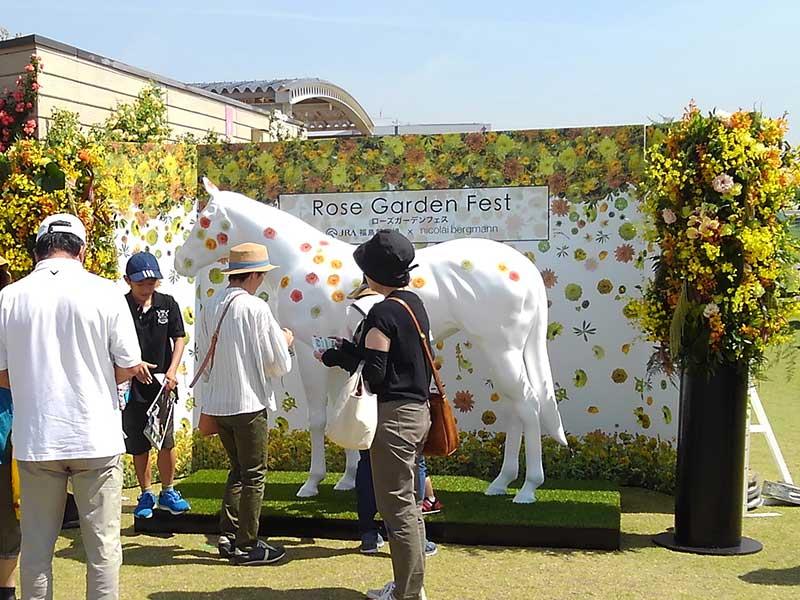 サラブレッド馬の立体造形1_2